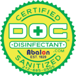 Certified DOC Disinfectant